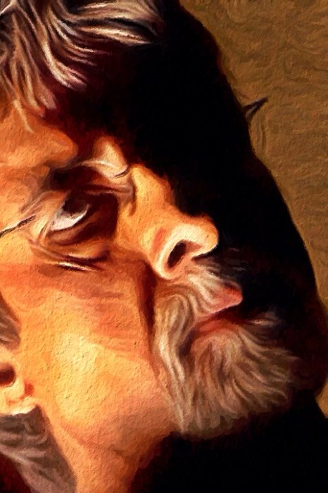 Amitabh Bachchan by lapsiyaji
